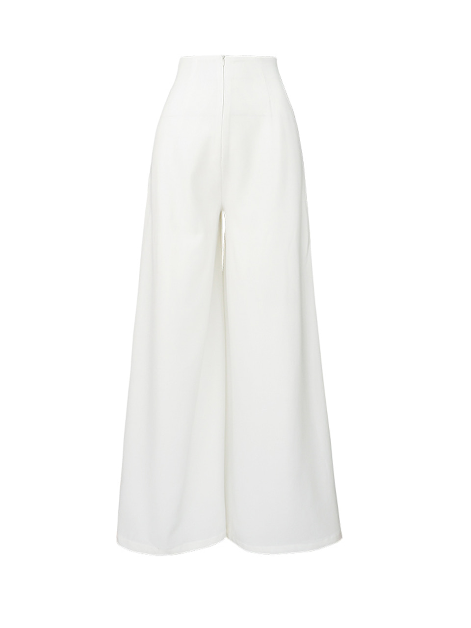 GUKAOlivewhite widepants