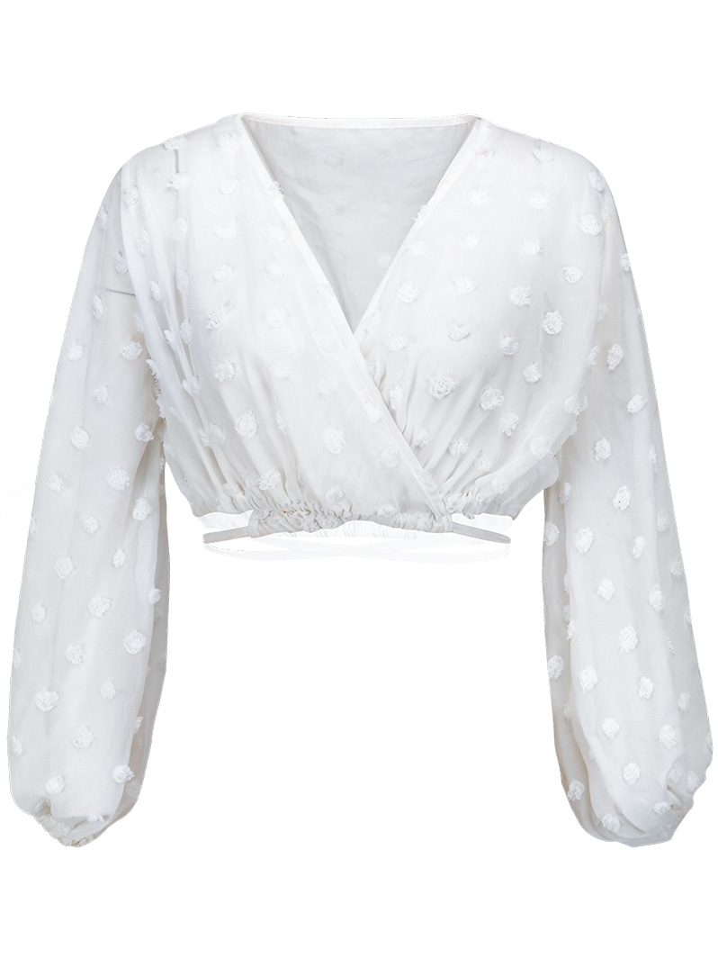 GUKAKacy White Top