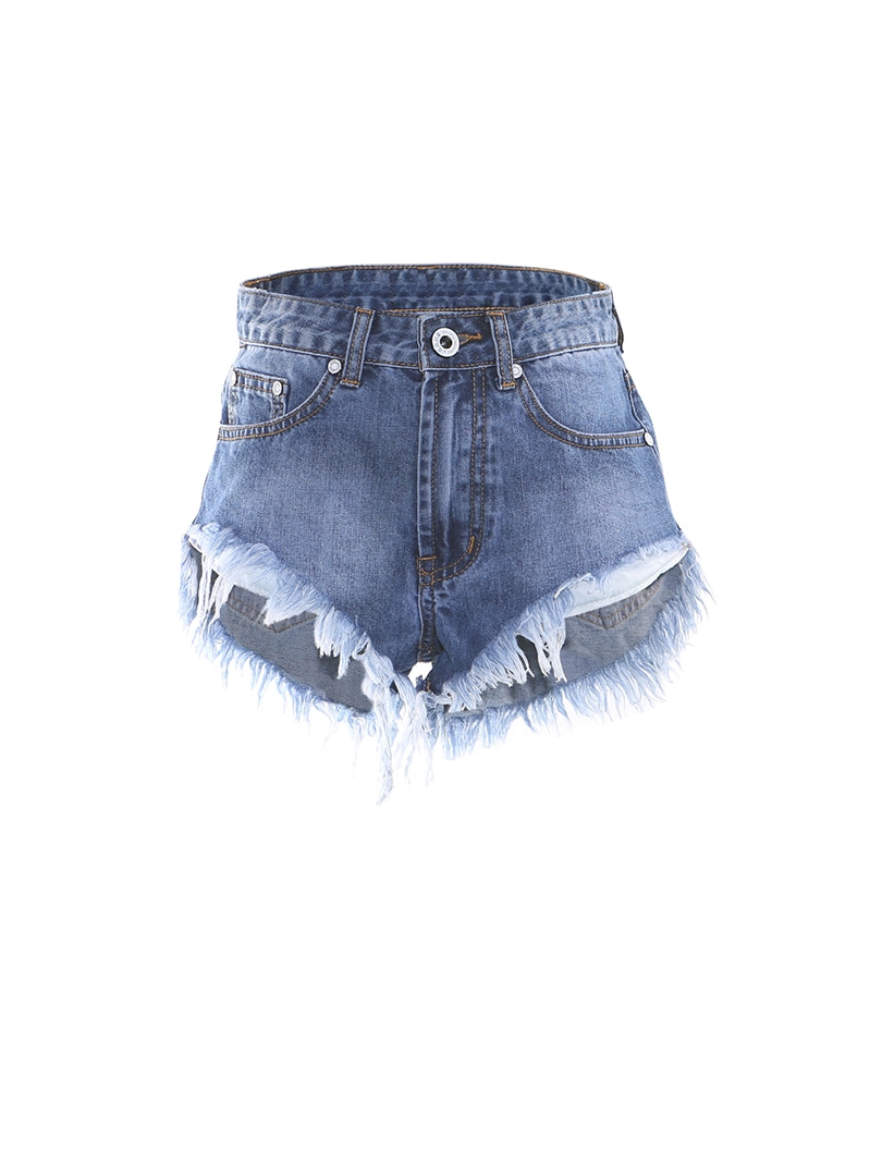 GUKAOriginal Denim Short Pants