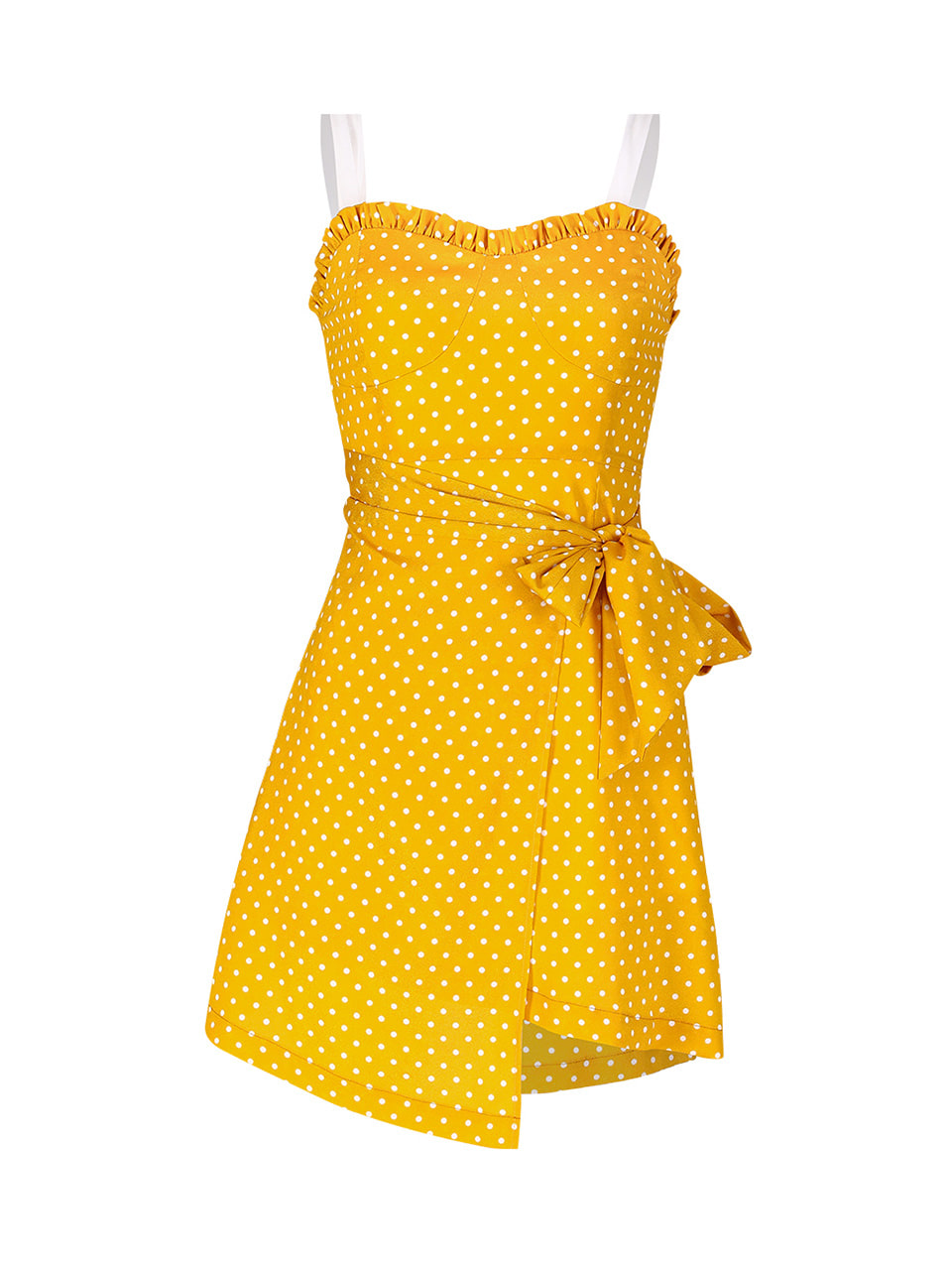 GUKAMiranda dotted Dress