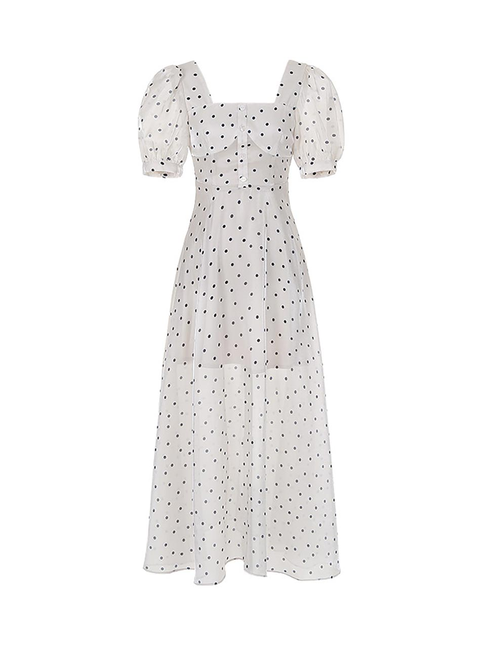 GUKAThe Esther Dot Dress